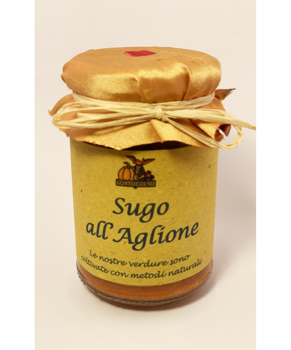 SUGO ALL'AGLIONE